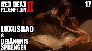Red Dead Redemption 2 #17 Gefängnis Sprengen     Gameplay German   PS4 PRO    Let's Play Deutsch
