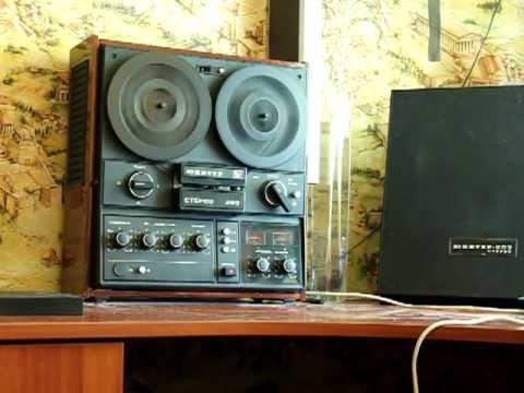 Бобинный магнитофон ЮПИТЕР 203