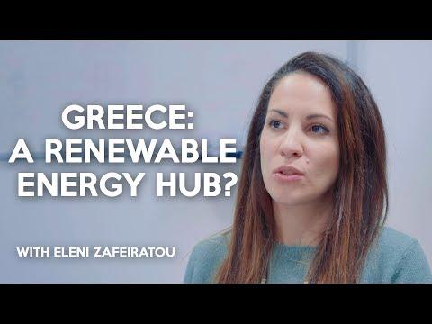 Transforming the Greek Islands Into a Renewable Energy Hub - Eleni Zafeiratou