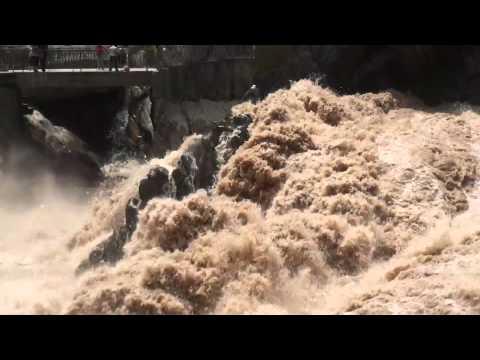 The tiger leaping gorge (Yunnan - China)