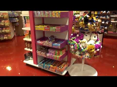 Sweet Shop in Las vegas. Candy and lots of it!