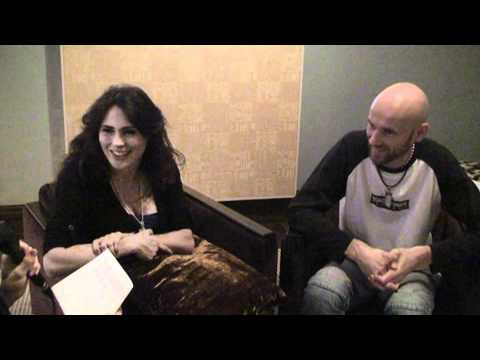 Chaos Tube: Anette Olzon send question to Sharon and Robert of Within Temptation