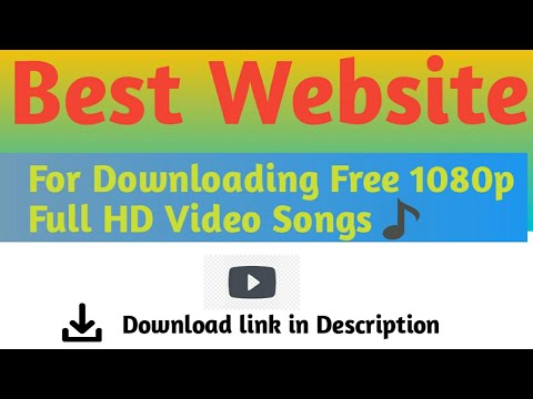 Best Websie For Downloading Full HD Video Song And Movies