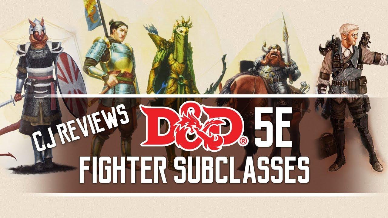 Samurai Cavalier Gunslinger Other Dungeons And Dragons 5e