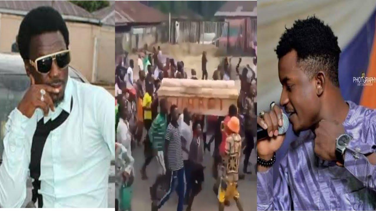 Download BMB ya yi Anfani da salon wakar Hamisu Breaker ya maida martanin wa Yan zanga zangar Buhari most go