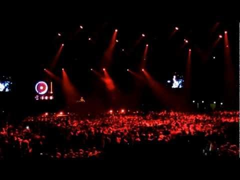 Paul Kalkbrenner live in Dortmund 02.02.2013
