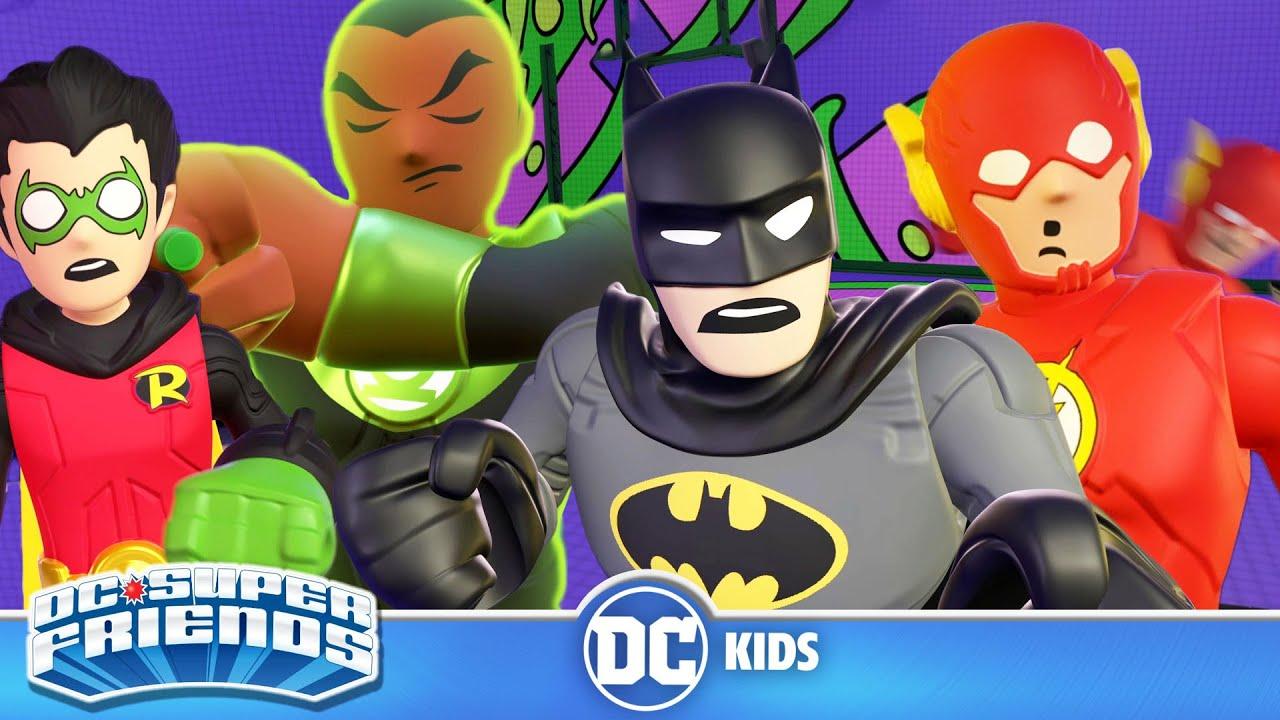 DC Super Friends   Teammates to The Rescue   @DC Kids