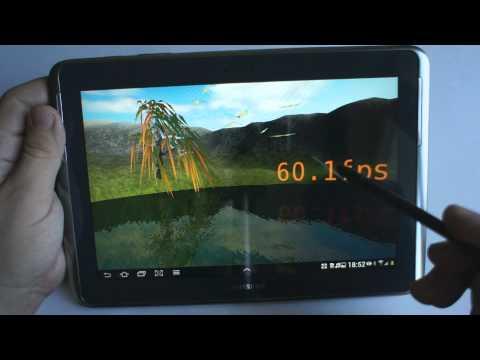 Обзор Samsung Galaxy Note 10.1 (review)