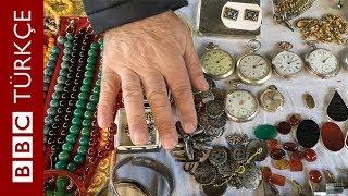 Ankara'dan geçmişe açılan kapı: Ayrancı Antika Pazarı