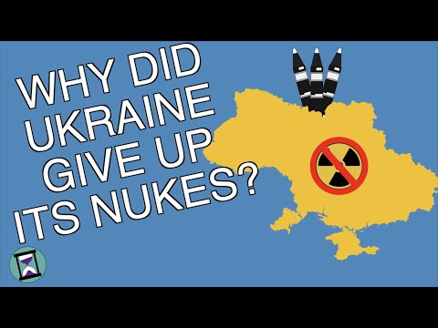 Why Did Ukraine Give Up Its Nukes? (Short Animated Documentary)