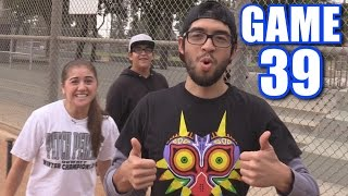 ANDY'S FIRST GAME EVER! | On-Season Softball Series | Game 39