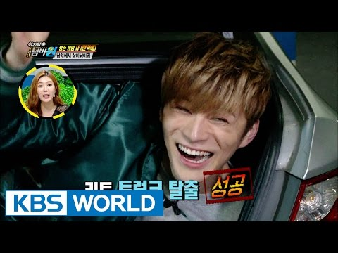 Safety First | 위기탈출 넘버원 - Survive from Kidnapping / Ways to Conserve Energy (2016.02.28)