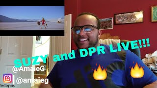 SUZY- Holiday (Feat. DPR LIVE) MV REACTION - Stafaband