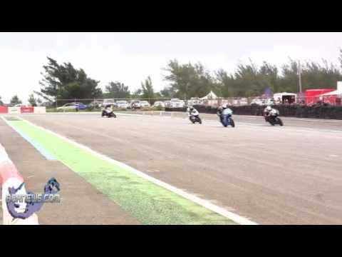 #3 BMRC Motorcycle Racing At Southside, Oct 21 2012