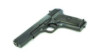 Охолощенный пистолет