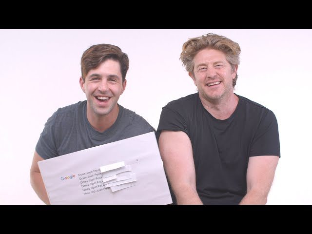 Vlog Squad Answers The Web's Most Searched Questions w/ Josh Peck, Carly & Erin | WIRED Parody