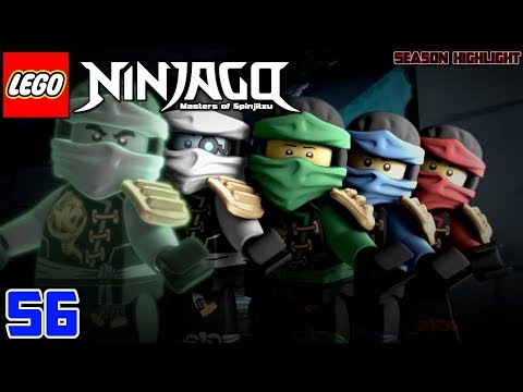 "Ninjago: All About ""SEASON 6"" #VoteS6 (Skybound)"