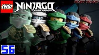 "Ninjago: All About ""SEASON 6"" (VOTING CLOSED)"