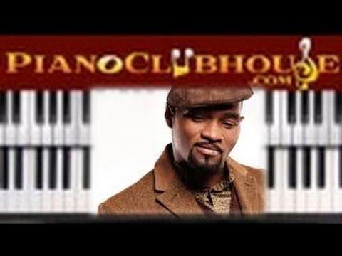 🎹  MORE OF YOU - Earnest Pugh (easy gospel piano tutorial lesson)