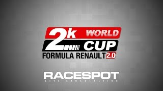 3: Donington GP // F-Renault 2k World Cup