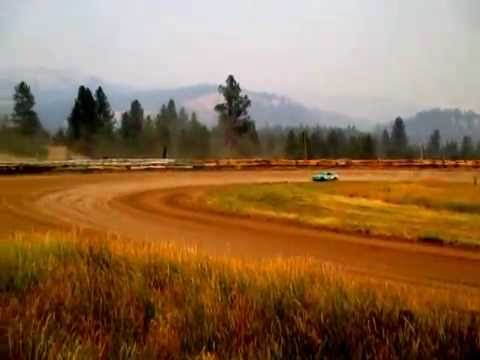 Eagle Track Raceway Steve Russ Time In Aug 9th 2014
