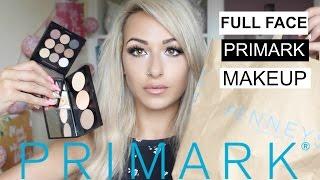 Testing Primark Makeup & Brush: Review, Haul & Makeup Look / Tutorial 2016    DramaticMAC