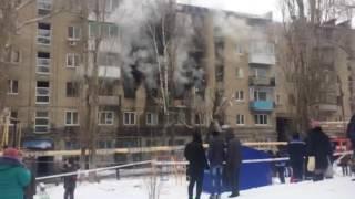 В результате взрыва на Московском шоссе пострадали четыре человека