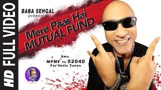 BABA SEHGAL - MERE PAAS HAI MUTUAL FUND #INVESTINFITNESS