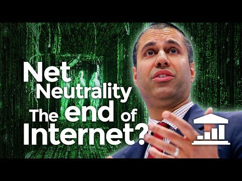 Net Neutrality, the END of the INTERNET? - VisualPolitik EN