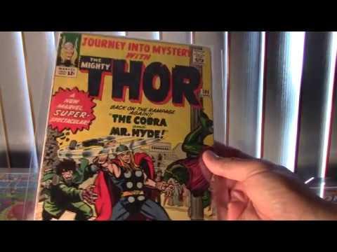 Comic Book Haul #2 part 2 Silver Age - Modern Age + Original Art