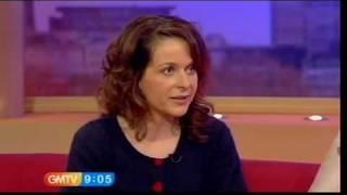 Julia Sawalha talks about Lark Rise to Candleford (GMTV, 18.02.10) - InterviewsOfInterest