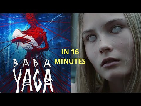 Download Baba Yaga Terror Of The Dark Forest Full Movie Explain In Hindi   Movie Time With Atique