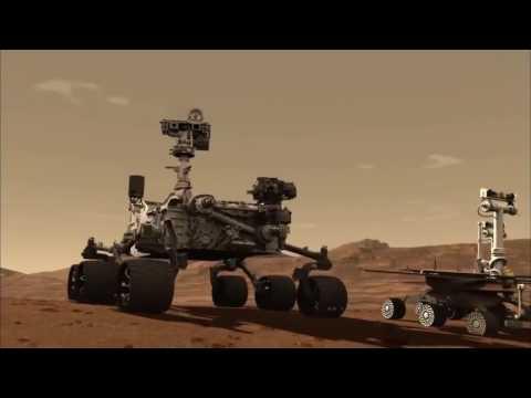 NASA  missiontoto  Mars, Rover  life  on mars