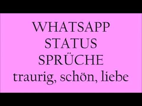 Sprüche Für Deinen Whatsapp Status 9 Süss Traurig Liebe Schön