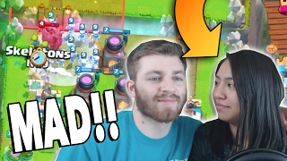 LIMITED TIME ONLY NEW CHALLENGE w/ KARLA - Clash Royale Double Elixir!