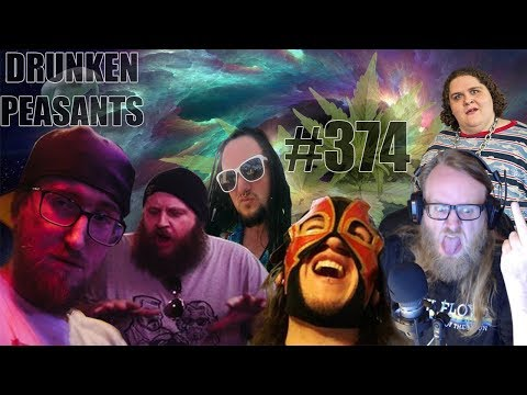 Brett's Brilliant Writings - Helicopter Babushka - AND MORE!! - Drunken Peasants #374