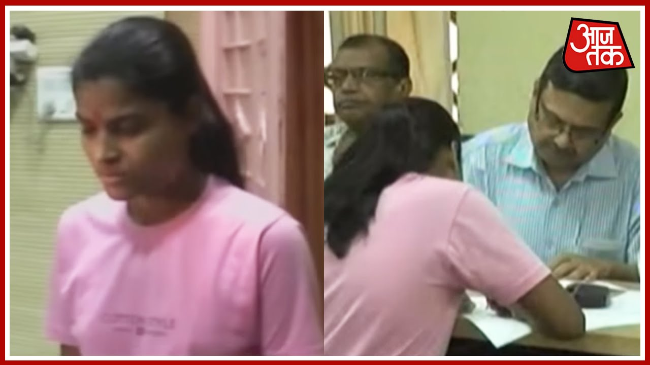 Bihar S Fake Topper Ruby Rai Takes Re Test Youtube