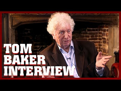 Tom Baker Talks About Being The Fourth Doctor | Doctor Who