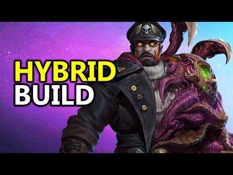 ♥ Heroes of the Storm (HotS) - Stukov Hybrid Build