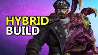 ♥ Heroes of the Storm (HotS) - Stukov Hybrid Build