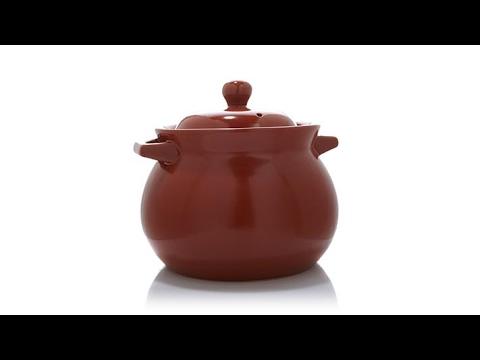 Rick Bayless Stovetopsafe 4 Qt Ceramic Bean And Stew Pot