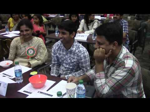 Reverse Gear Round 6 of TPAD Antakshari at Collin College, Frisco on Sep 13th 2014