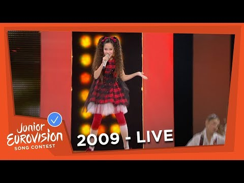 Katya Ryabova - Malenky Prints - Russia - 2009 Junior Eurovision Song Contest