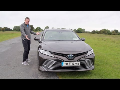 Toyota Camry In Depth Review | The Best Car Toyota Has Ever Made?