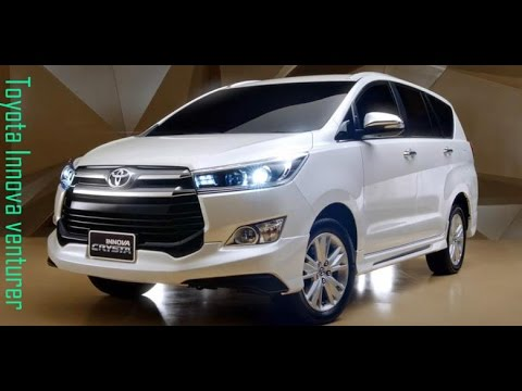 all new innova venturer interior review grand kijang diesel toyota youtube