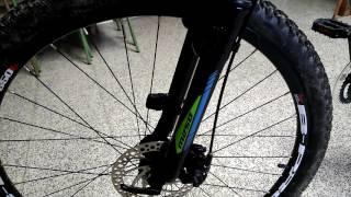 Download Video Review bicicleta B-Pro M250 de comunitario Álvaro de Cáceres MP3 3GP MP4
