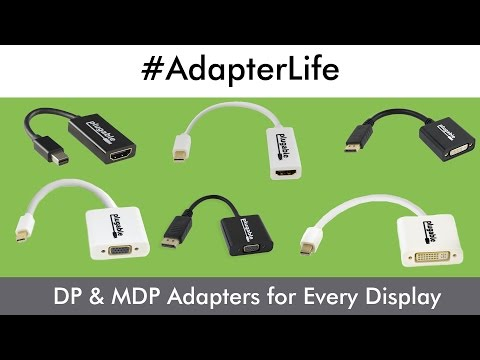 Active & Passive DisplayPort Adapters For Every Display Scenario