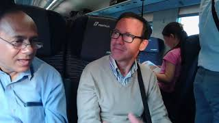 Italy Train journey ITC ILO Lalmonirhat