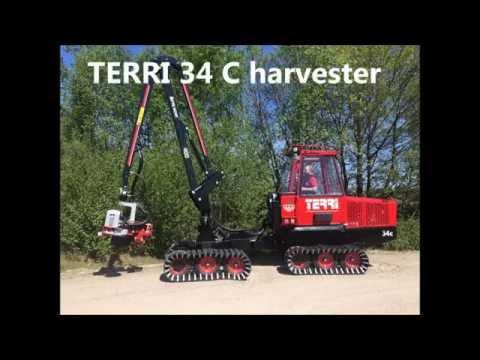 TERRI 34C Harvester