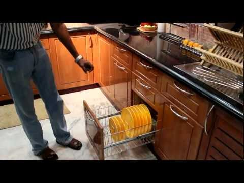 Modular Kitchen - Indian Context -...